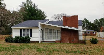 Candor NC Single Family Home For Sale: $79,000