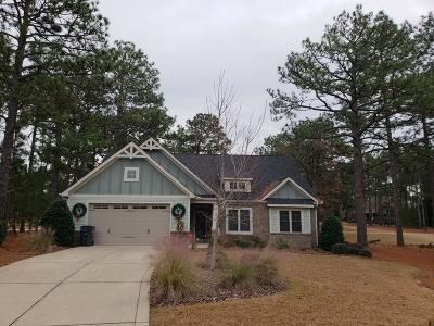 Pinehurst, Raleigh, Southern Pines Single Family Home Active/Contingent: 35 Deacon Palmer Place