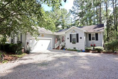 Vass Single Family Home For Sale: 349 Moss Pink Drive