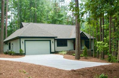 Southern Pines Single Family Home For Sale: 463 Clearfield Lane