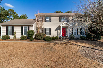 Pinehurst Single Family Home For Sale: 8 Tandem Drive