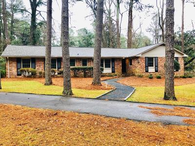 Moore County Rental For Rent: 655 S Valley Road