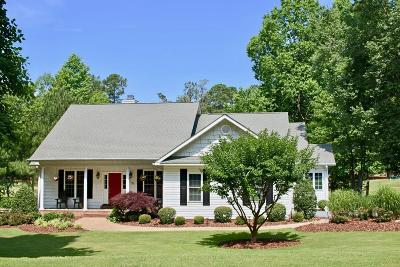 Moore County Single Family Home For Sale: 71 Juniper Creek Boulevard