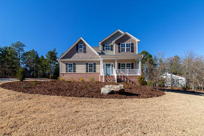 Pinehurst Single Family Home For Sale: 25 Forrest Drive