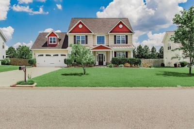 Cameron Single Family Home For Sale: 142 N Prince Henry Way
