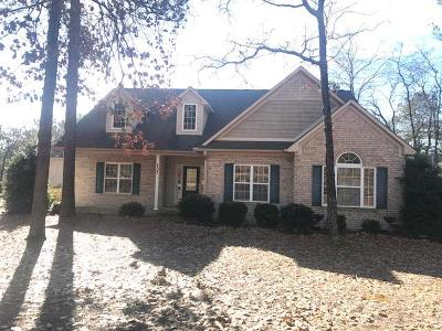 West End Single Family Home For Sale: 137 Longleaf Drive