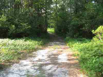 Vass Residential Lots & Land Active/Contingent: 370 Fox Box Road