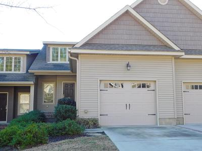 Southern Pines Condo/Townhouse Active/Contingent: 43 Cypress Circle