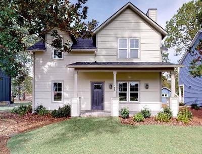 Southern Pines Single Family Home For Sale: 402 Sheldon Road