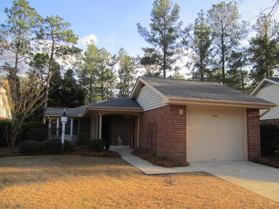 Pinehurst Trace Single Family Home For Sale: 395 Pinehurst Trace Drive