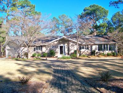 Whispering Pines Single Family Home Active/Contingent: 4 Falcon Road