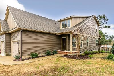 Southern Pines Condo/Townhouse Active/Contingent: 120 Cypress Circle