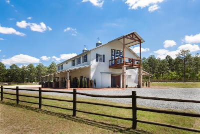 Moore County Farm For Sale: 344 New Haven Place