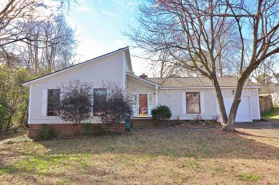 Fayetteville Single Family Home For Sale: 6141 Lake Trail Drive