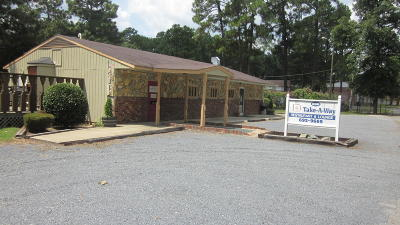 Moore County Commercial For Sale: 360 Shaw Avenue