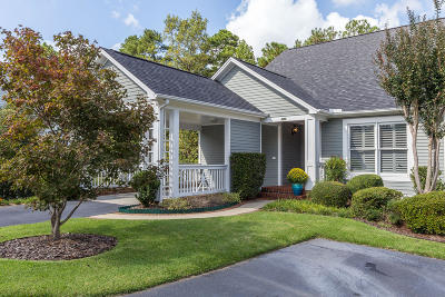 Southern Pines Condo/Townhouse For Sale: 183 Knoll Road