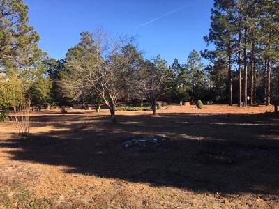 Southern Pines Residential Lots & Land Active/Contingent: Lot 2b East Indiana Ext