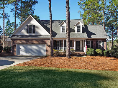 Pinehurst NC Single Family Home For Sale: $299,000