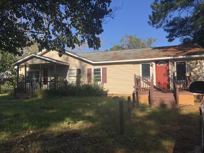 Single Family Home For Sale: 1012 McGirts Bridge Road
