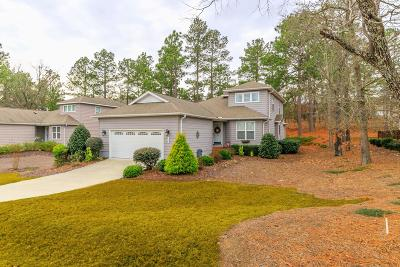 Pinehurst Single Family Home For Sale: 36 Westlake Pointe Drive