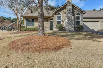 Southern Pines Condo/Townhouse For Sale: 104 W Chelsea Court