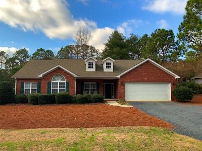 Pinehurst Single Family Home For Sale: 135 Lost Tree Road