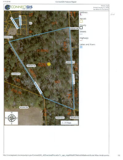 Carthage Residential Lots & Land For Sale: Lot 162 Breezeway Lane