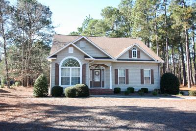 Moore County Rental For Rent: 110 Smathers Drive