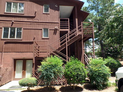 Southern Pines NC Condo/Townhouse For Sale: $84,500
