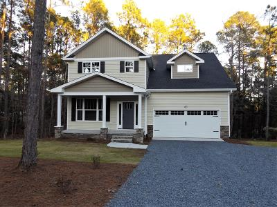 Pinehurst NC Single Family Home For Sale: $334,900