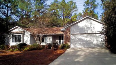 Pinehurst NC Single Family Home For Sale: $214,000
