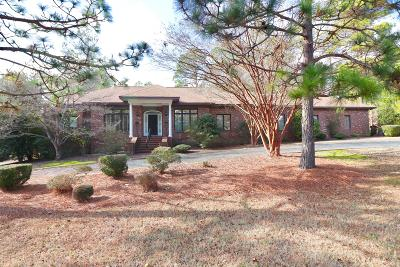 Pinehurst NC Single Family Home For Sale: $399,000