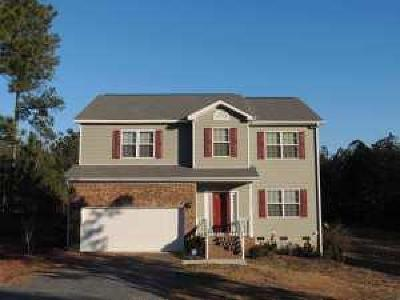 Aberdeen Single Family Home Active/Contingent: 332 Spring Meadows Drive