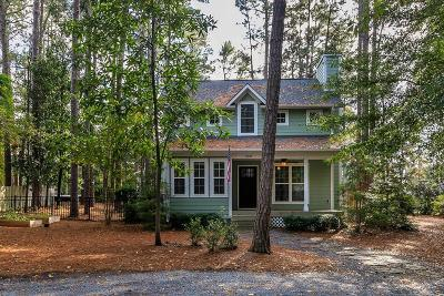 Southern Pines Single Family Home For Sale: 350 E Morganton Road