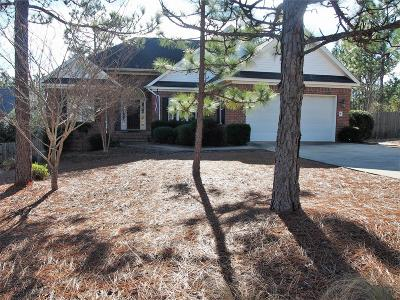 Pinehurst Single Family Home For Sale: 1 Wilkes Court