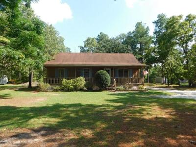 Cameron Single Family Home For Sale: 945 Line Road