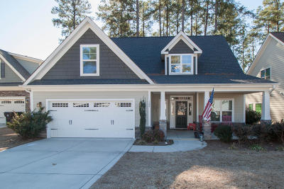 Aberdeen Single Family Home For Sale: 166 Moultrie Lane