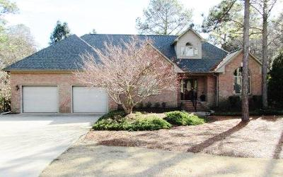 Pinehurst Single Family Home For Sale: 221 Juniper Creek Boulevard