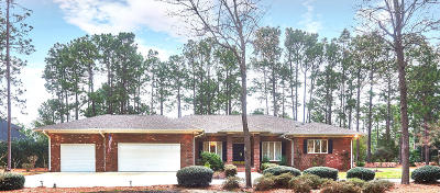 Pinehurst Single Family Home For Sale: 159 National Drive Drive