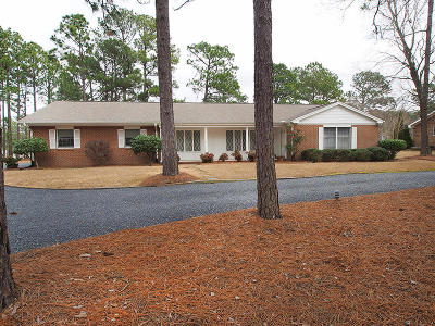 Foxfire Single Family Home Active/Contingent: 8 Pine Tree Terrace