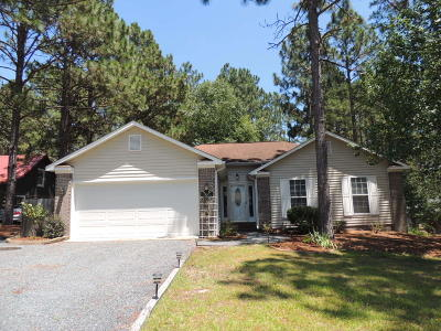 Pinehurst Rental For Rent: 395 Sandhills Circle