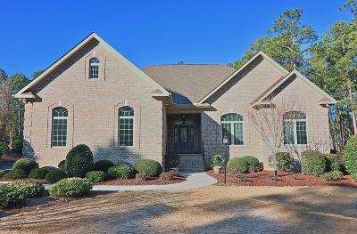 Pinewild Cc Single Family Home For Sale: 56 Kilbride Drive