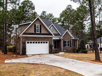 Whispering Pines Single Family Home For Sale: 106 Hammerstone Circle