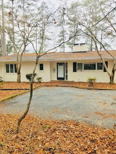 Whispering Pines Single Family Home For Sale: 79 Lakeview Drive