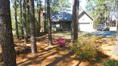 Southern Pines Single Family Home For Sale: 1340 Valley View Road