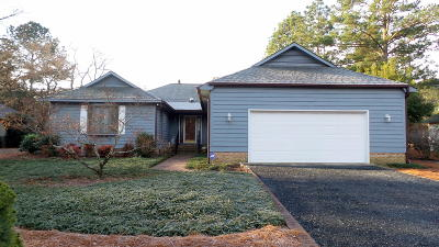 Pinehurst Single Family Home For Sale: 115 Eldorado Lane