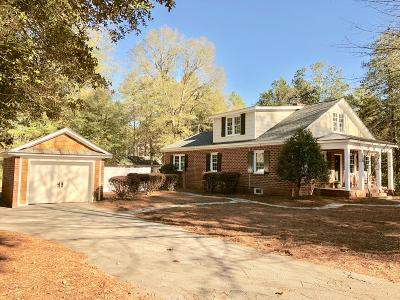 Pinehurst NC Single Family Home For Sale: $429,000
