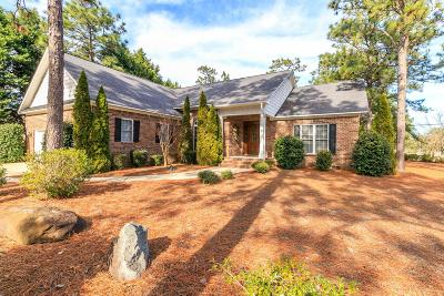 Pinehurst Single Family Home Active/Contingent: 8 Eldorado Lane