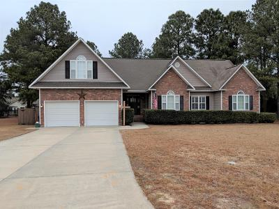 Whispering Pines Single Family Home For Sale: 110 Russet Court
