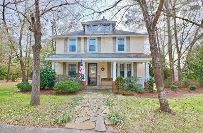 Aberdeen Single Family Home Active/Contingent: 406 N Poplar Street